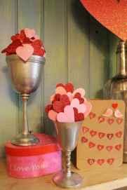 40 Romantic Valentines Decorations Dollar Tree Ideas On A Budget (21)