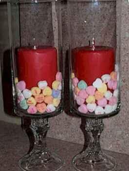 40 Romantic Valentines Decorations Dollar Tree Ideas On A Budget (23)
