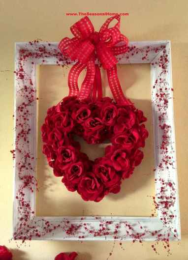 40 Romantic Valentines Decorations Dollar Tree Ideas On A Budget (38)