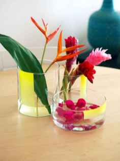 44 DIY Painted Ombre Vases Crafts Ideas On A BUdget (29)