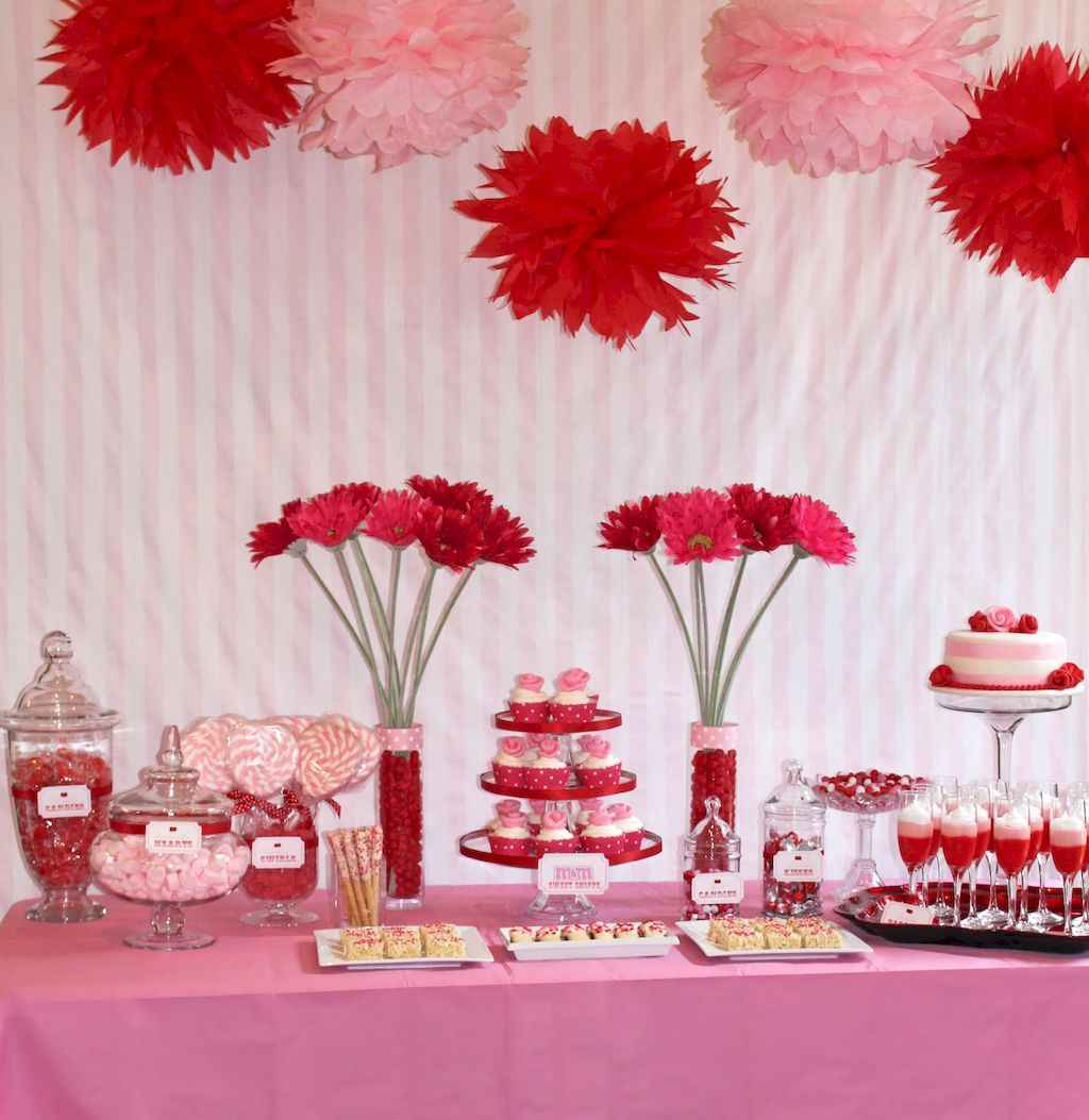 44 Romantic Valentines Party Decor Ideas (43)