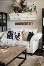 50 Elegant Rustic Apartment Living Room Decor Ideas (20)