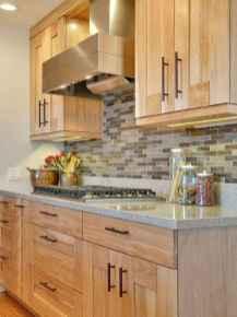50 Fabulous Apartment Kitchen Cabinets Decor Ideas (5)