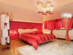 50 Romantic Valentine Bedroom Decor Ideas (46)