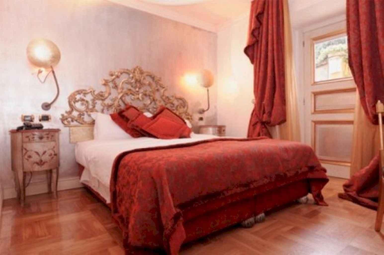 50 Romantic Valentine Bedroom Decor Ideas (49)