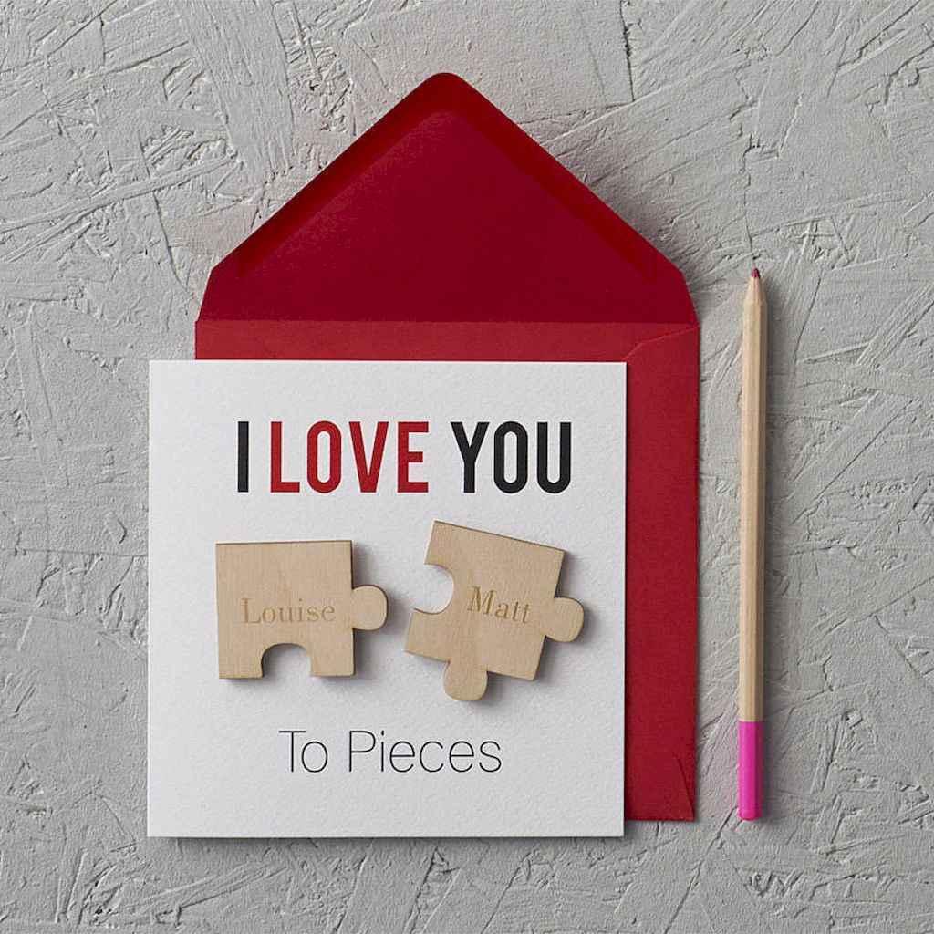 50 Romantic Valentines Cards Design Ideas (16)