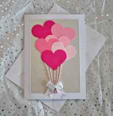 50 Romantic Valentines Cards Design Ideas (21)