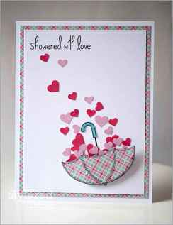 50 Romantic Valentines Cards Design Ideas (37)