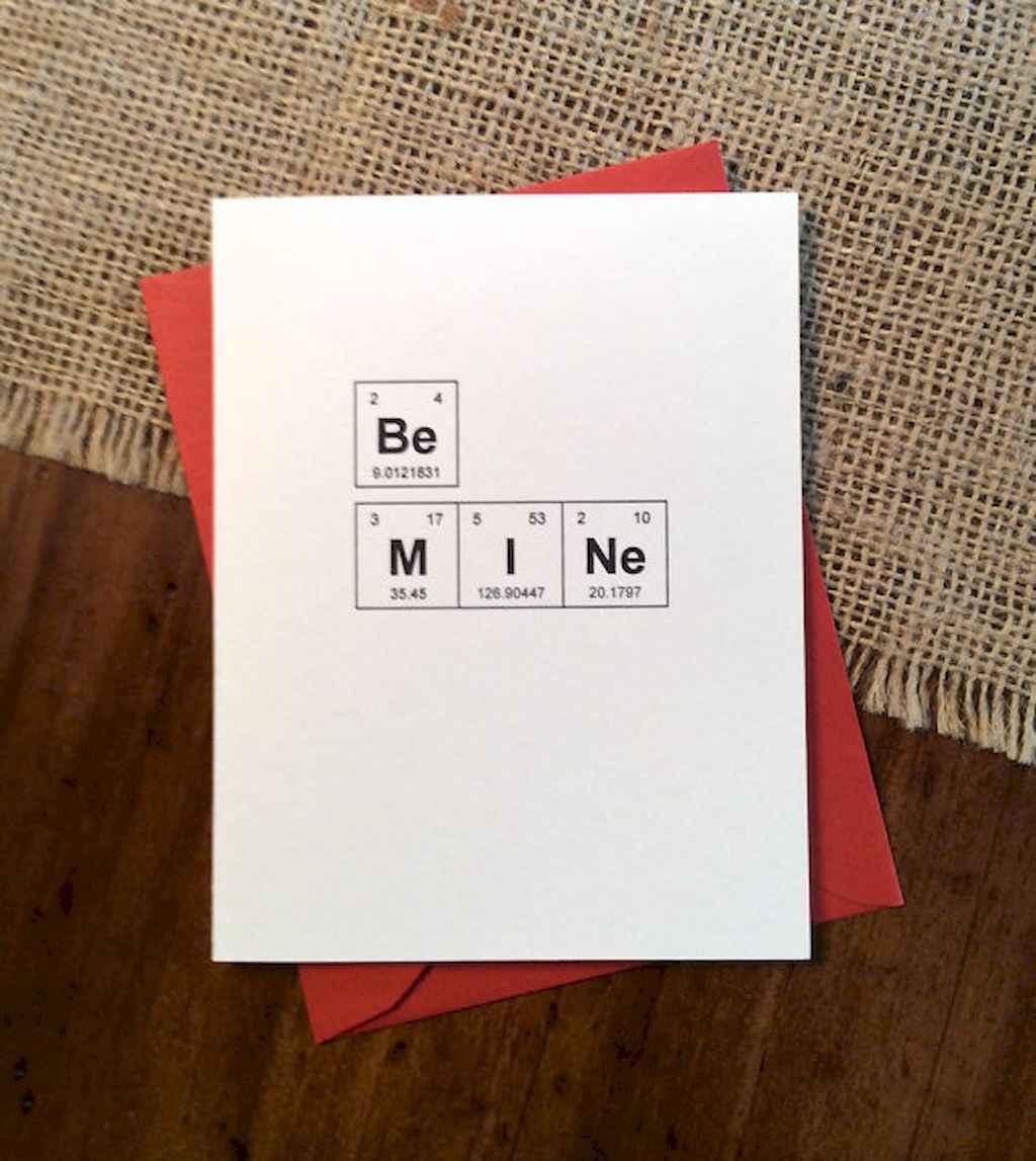 50 Romantic Valentines Cards Design Ideas (38)