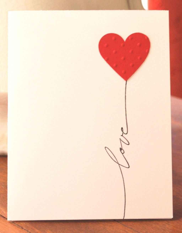 50 Romantic Valentines Cards Design Ideas (6)