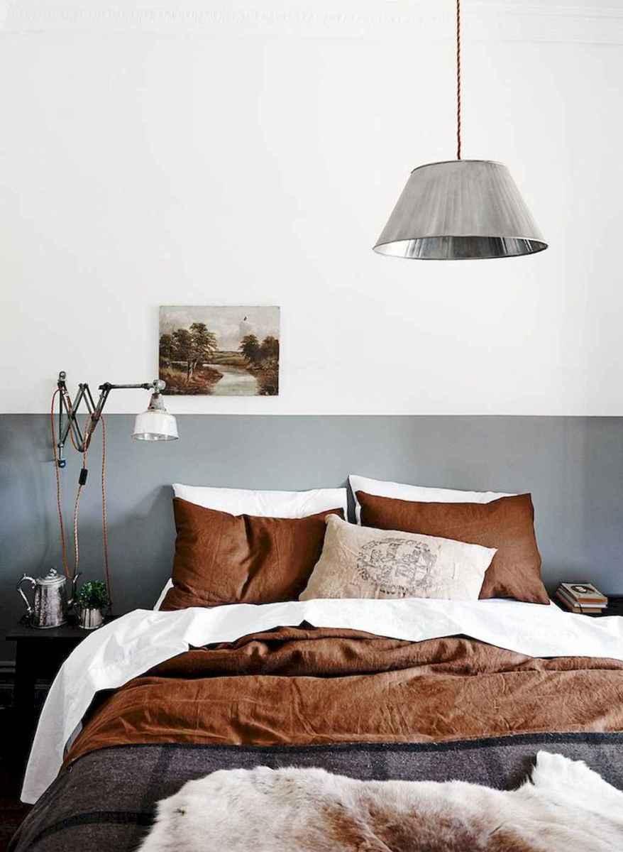 50 Stunning Vintage Apartment Bedroom Decor Ideas (40)