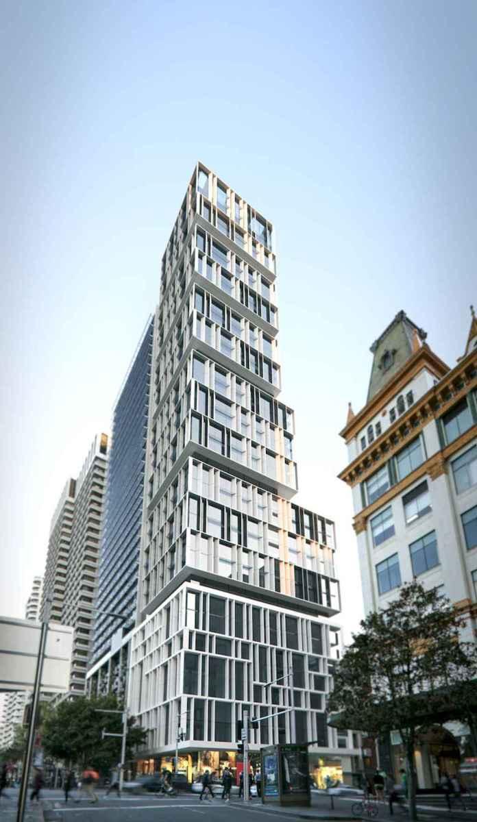 50 marvelous Modern Facade Apartment Decor Ideas (14)