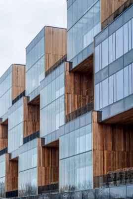 50 marvelous Modern Facade Apartment Decor Ideas (38)