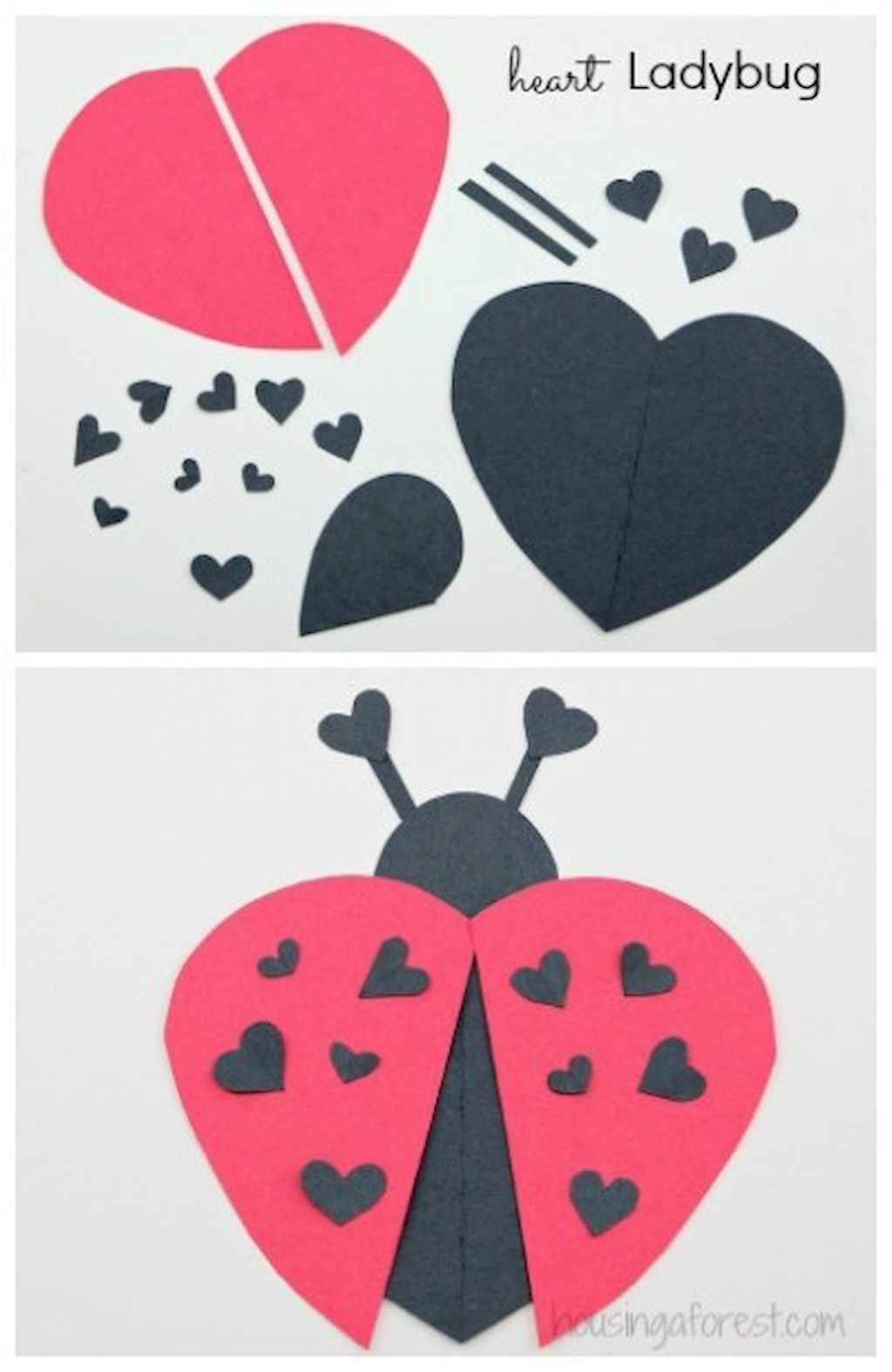 60 Romantic Valentines Crafts Ideas On A Budget (1)