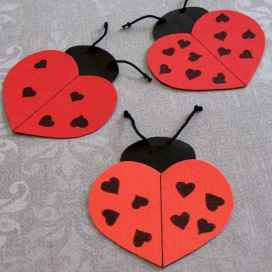60 Romantic Valentines Crafts Ideas On A Budget (34)