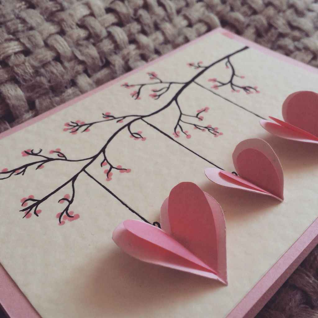 60 Romantic Valentines Crafts Ideas On A Budget (46)