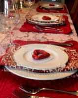 66 Romantic Valentines Table Settings Decor Ideas (21)