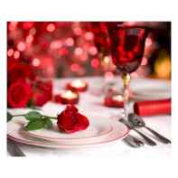 66 Romantic Valentines Table Settings Decor Ideas (22)