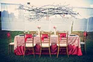 66 Romantic Valentines Table Settings Decor Ideas (58)