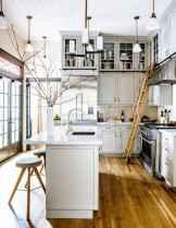 70 Cool Modern Apartment Kitchen Decor Ideas (22)