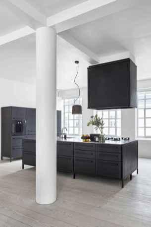 70 Cool Modern Apartment Kitchen Decor Ideas (32)