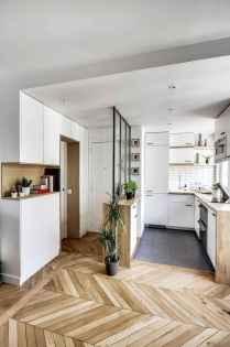 70 Cool Modern Apartment Kitchen Decor Ideas (63)
