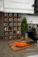 70 Surprising Apartment Kitchen Organization Decor Ideas (21)