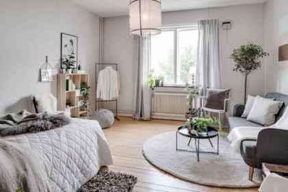 77 Magnificent Small Studio Apartment Decor Ideas (33)