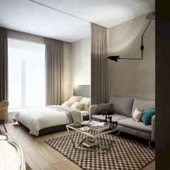 77 Magnificent Small Studio Apartment Decor Ideas (60)