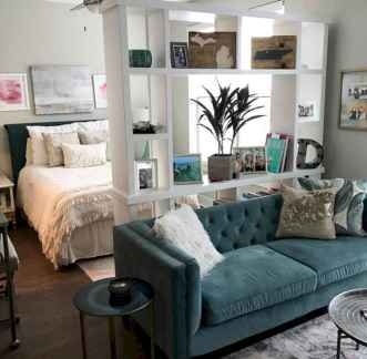 77 Magnificent Small Studio Apartment Decor Ideas (69)