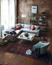 80 Pretty Modern Apartment Living Room Decor Ideas (2)