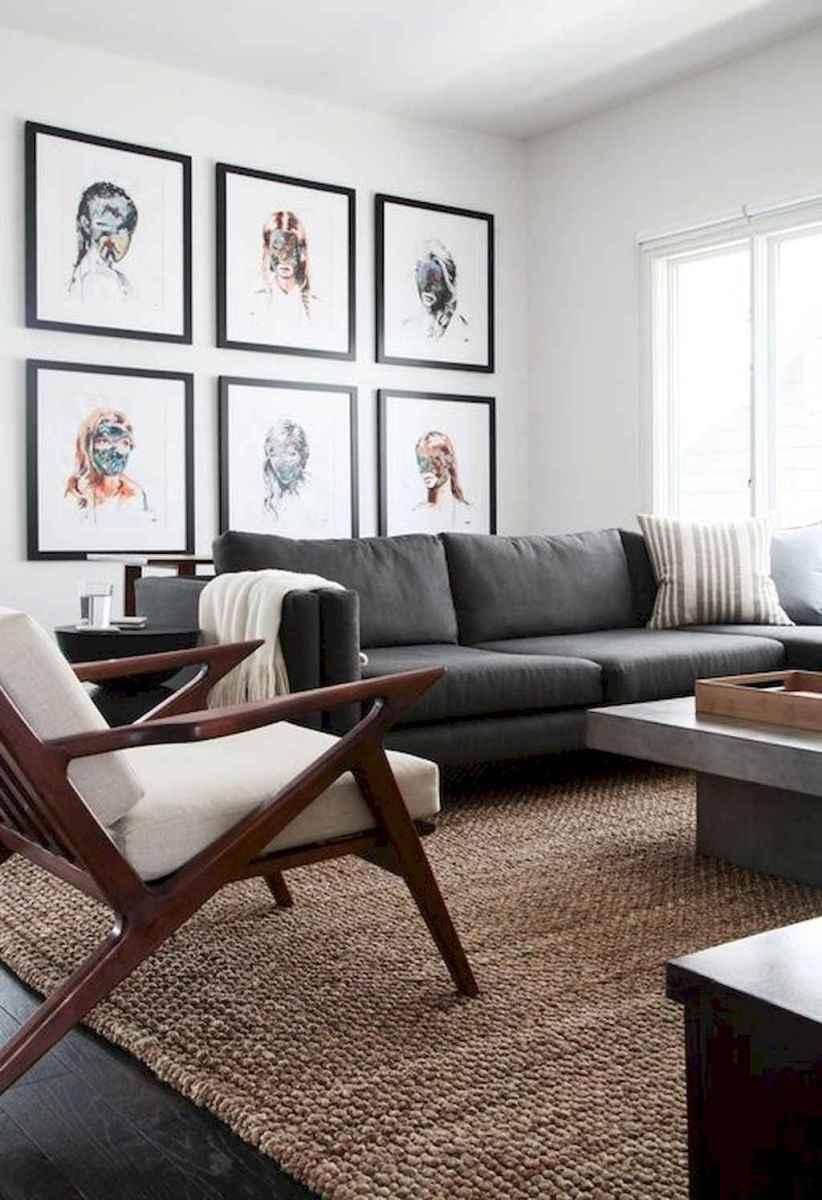 80 Pretty Modern Apartment Living Room Decor Ideas (28)