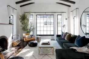 80 Pretty Modern Apartment Living Room Decor Ideas (31)