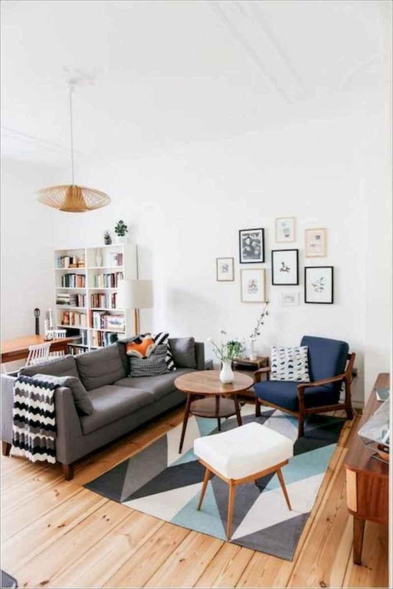 80 Pretty Modern Apartment Living Room Decor Ideas (39)