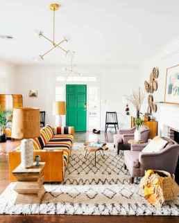 80 Pretty Modern Apartment Living Room Decor Ideas (9)