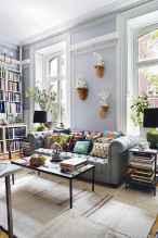 88 Beautiful Apartment Living Room Decor Ideas With Boho Style (54)