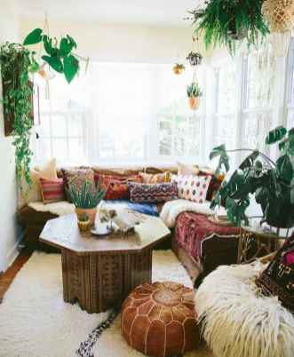 88 Beautiful Apartment Living Room Decor Ideas With Boho Style (75)