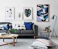 88 Beautiful Apartment Living Room Decor Ideas With Boho Style (77)