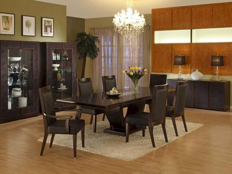 100 Rustic Farmhouse Dining Room Decor Ideas (37)