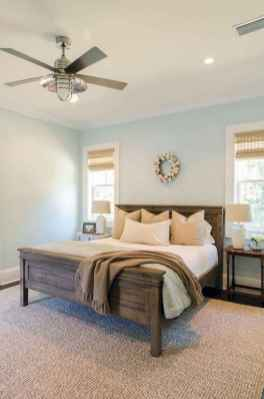 100 Stunning Farmhouse Master Bedroom Decor Ideas (22)