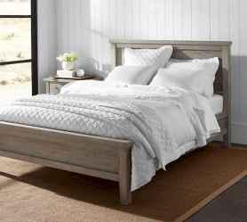 100 Stunning Farmhouse Master Bedroom Decor Ideas (34)