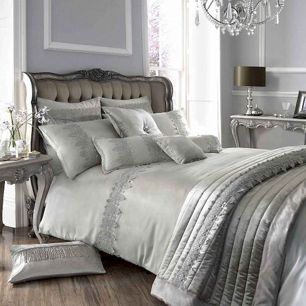 100 Stunning Farmhouse Master Bedroom Decor Ideas (51)