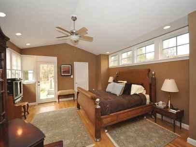 100 Stunning Farmhouse Master Bedroom Decor Ideas (56)