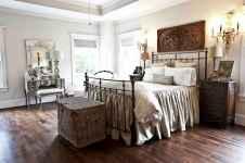 100 Stunning Farmhouse Master Bedroom Decor Ideas (64)