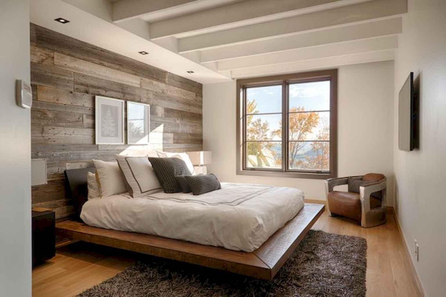 100 Stunning Farmhouse Master Bedroom Decor Ideas (65)