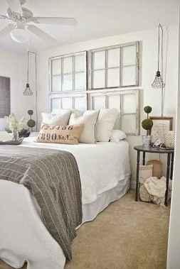 100 Stunning Farmhouse Master Bedroom Decor Ideas (79)