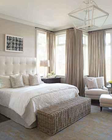 100 Stunning Farmhouse Master Bedroom Decor Ideas (8)