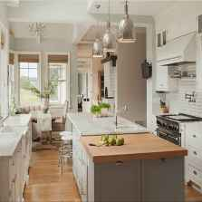 110 Amazing Farmhouse Kitchen Decor Ideas (13)