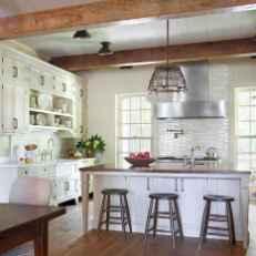 110 Amazing Farmhouse Kitchen Decor Ideas (8)