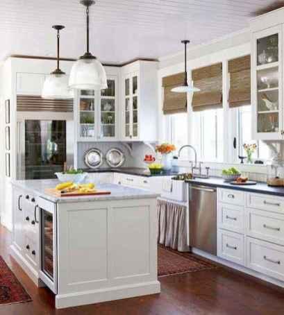 110 Amazing Farmhouse Kitchen Decor Ideas (87)